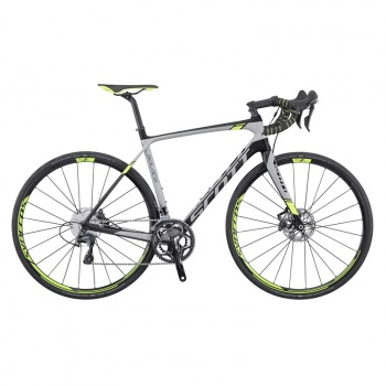 Vélo de Course Scott Solace 10 Disc 2016