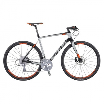 Vélo de Course Scott Solace 30 FB Disc 2016