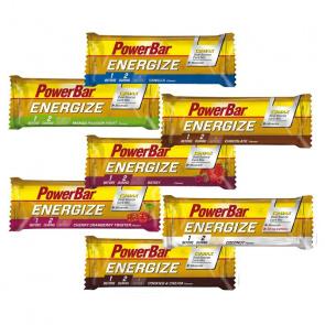 PowerBar Boîte de 25 Barres Powerbar Energize C2Max