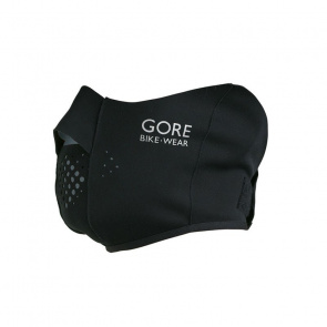 Gore Bike Wear Protège-visage Gore Wear WindStopper Noir 2019-2020