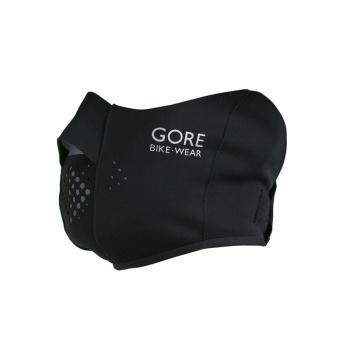 Protège-visage Gore Wear WindStopper Noir 2019-2020
