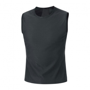 Gore Bike Wear Sous-vêtement sans Manches Gore Bike Wear Base Layer Noir