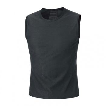 Sous-vêtement sans Manches Gore Bike Wear Base Layer Noir
