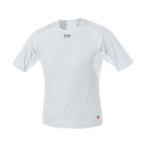 Gore Bike Wear T-Shirt MC Base Layer WS light Grey/White 2016