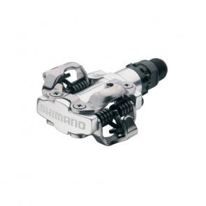 Shimano VTT Shimano PDM-520 Pedalen Zilver