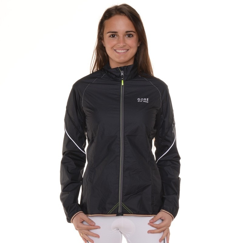 Veste FEMME Gore Bike Wear Power AS Noir