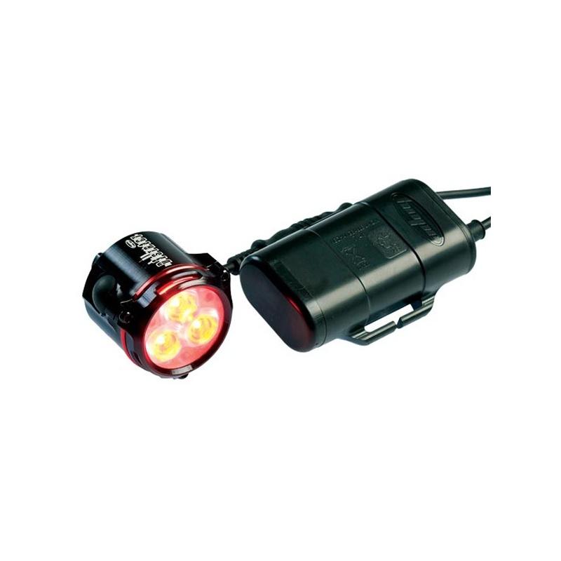 Lampe Arrière Hope District+ avec Batterie  Chargeur