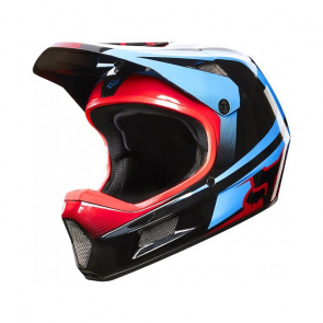 Fox Casque Fox Rampage Comp Imperial Noir/Bleu