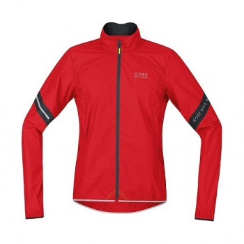 Veste Gore Bike Wear Power AS Rouge/Noir