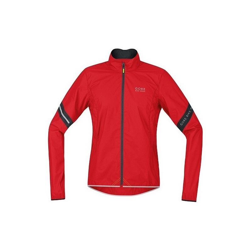 Veste Gore Bike Wear Power AS Rouge/Noir