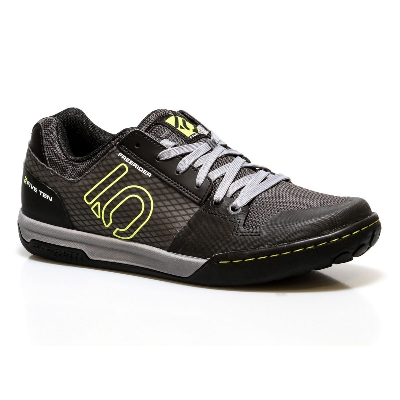 Chaussures Five Ten Freerider Contact Noir/Lime