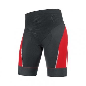 Cuissard Sans Bretelles Gore Bike Wear Oxygen 2.0 + Noir/Rouge