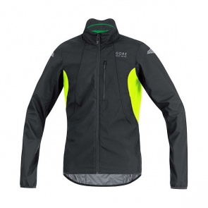 Gore Bike Wear Gore Bike Wear Element WS AS Jas Zwart/Geel