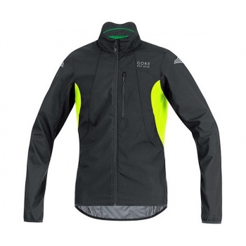 Veste Gore Bike Wear Element WS AS Noir/Jaune