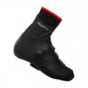 Sur-Chaussures Craft Rain Bootie Noir 2017