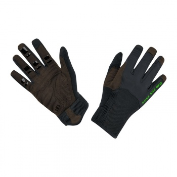 Gants Gore Wear Power Trail Noir