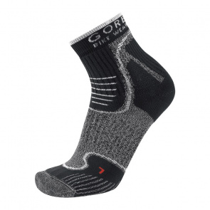 Gore Bike Wear Chaussettes Gore Bike Wear Alp-X Noir/Blanc