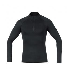 Gore Bike Wear Sous-vêtement Manches Longues Gore Bike Wear Base Layer Turtleneck Noir