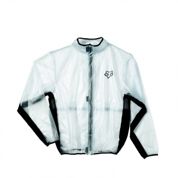Veste ENFANT Fox Fluid Youth MX Clear