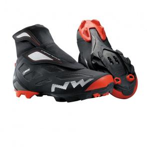 Northwave Chaussures VTT Northwave Celsius MTB 2 GTX Noir/Rouge 2016