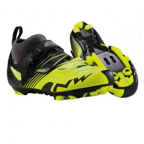 Northwave Chaussures Cyclocross Northwave CX Tech Jaune Fluo/Noir 2016