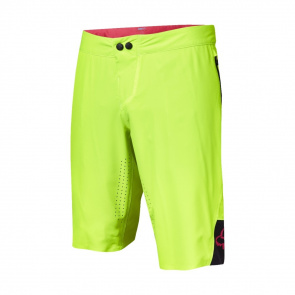 Fox Short Fox Attack Jaune Fluo 2016
