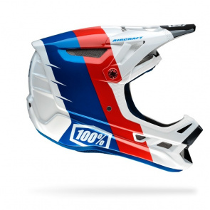 100% Casque 100% Aircraft R8 Blanc 2016