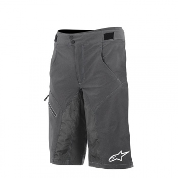 Short Alpinestars Outrider Gris Dark Shadow 2017