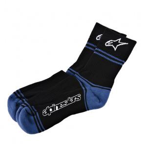 Alpinestars Chaussettes Alpinestars  Noir/Bleu