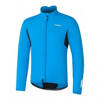 Veste Shimano Windbreaker Compact Bleu