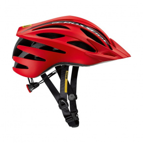 Mavic Casques Mavic CrossRide SL Elite Racing Helm Rood/Zwart 2017