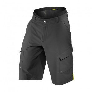 Mavic textile Short Mavic Crossmax Pro Set Noir 2017