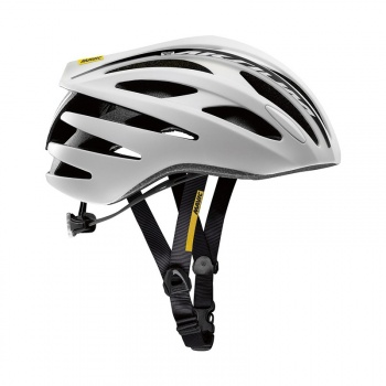 Mavic Aksium Elite Race Helm Wit/Zwart 2016
