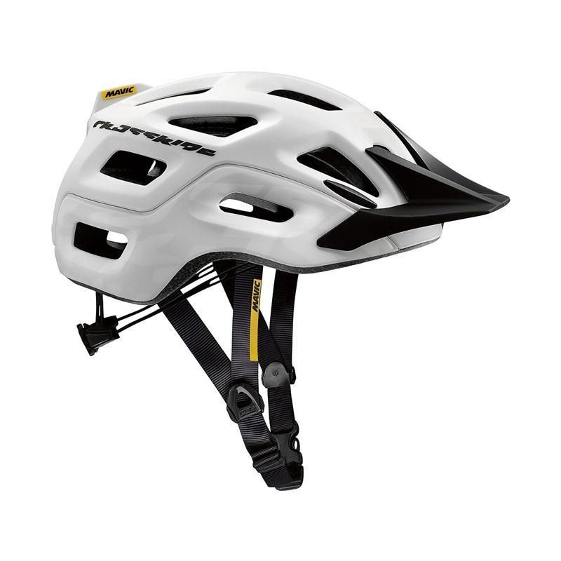 Mavic CrossRide MTB Helm Wit/Wit 2017