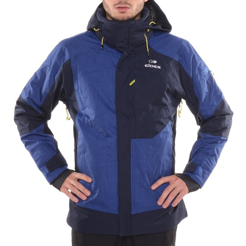 Veste De Ski Eider Glencoe Dark Night/Bleu Foncé