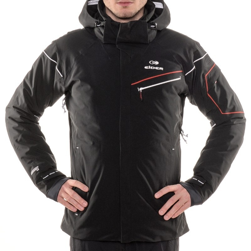 Veste de Ski Eider Solden 2.0 Noir