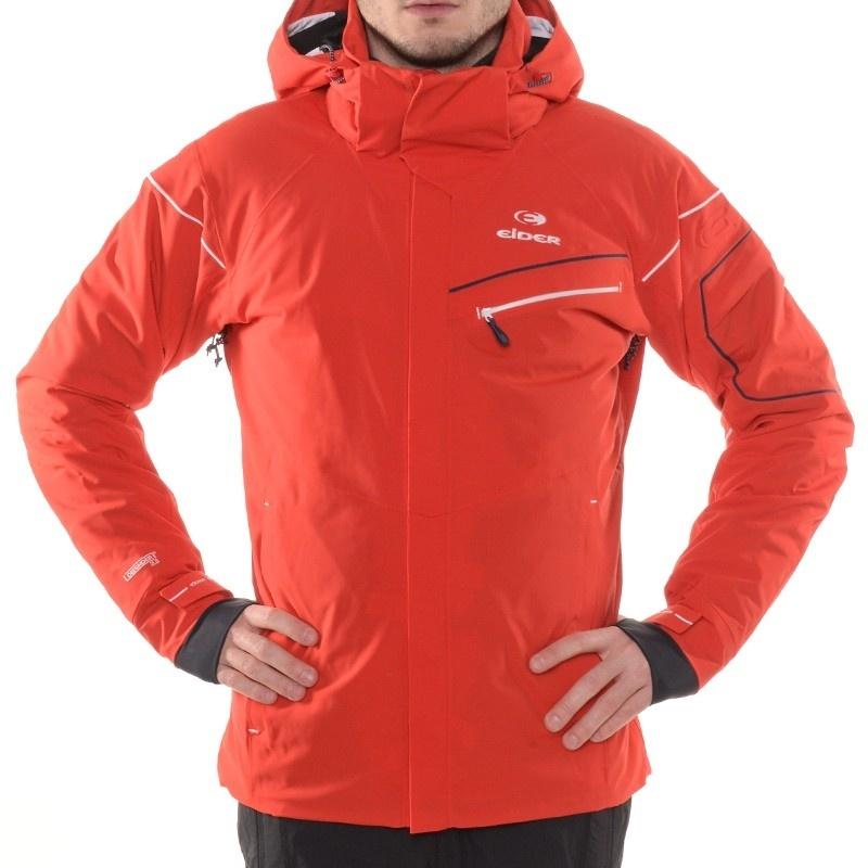 Veste de Ski Eider Solden 2.0 Rouge Fiery