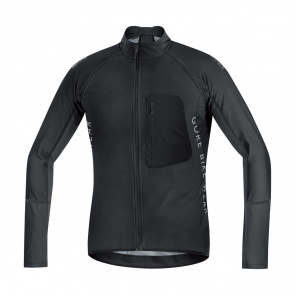 Gore Bike Wear Gore Bike Wear Alp-X Pro WS SO Z-Off Shirt met Lange Mouwen Zwart