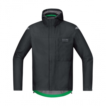 Veste Gore Bike Wear Element GT Paclite Noir