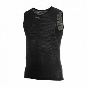 Craft Singlet Cool Mesh Superlight Black 2017