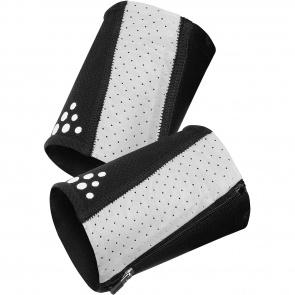 Craft Protections de Poignets Craft Visibility Wristband Noir/Argent