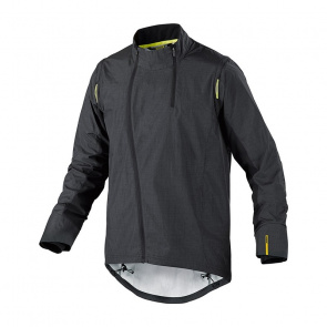 Mavic textile Veste Mavic Crossmax Ultimate Convertible Noir 2017