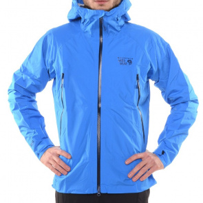 Mountain Hardwear Mountain Hardwear Quasar Lite Jas Hyper Blauw