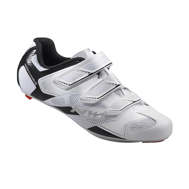Chaussures Route Northwave Sonic 2 Blanc/Noir 2016