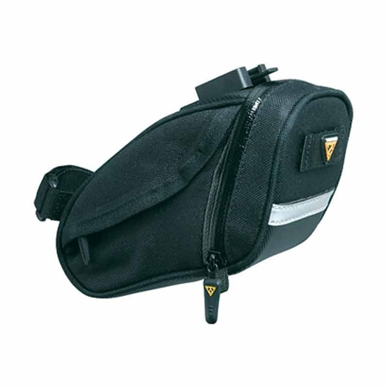 Sacoche de rangement Topeak Medium Aero Wedge DX avec Quick-Click