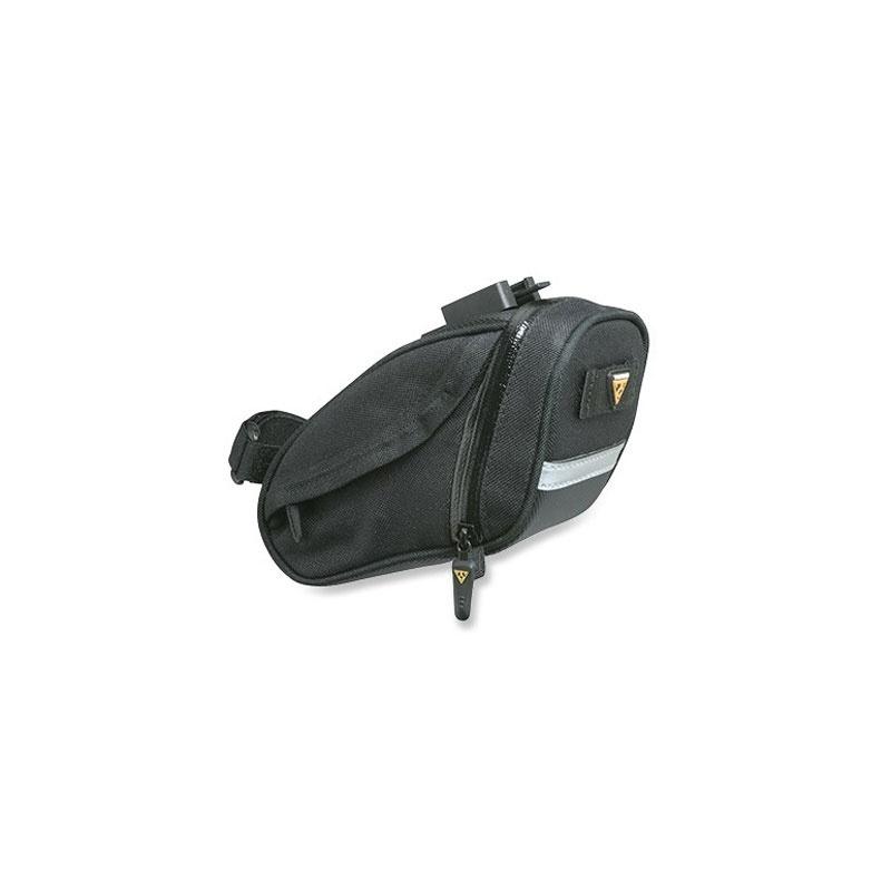 Sacoche de rangement Topeak Small Aero Wedge DX avec Quick-Click