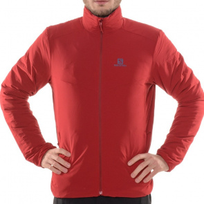 Salomon Veste Salomon Drifter Rouge Victory