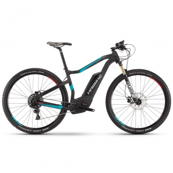 "VTT Electrique 29"" Haibike XDuro HardNine Carbon 8.0 500Wh 2017"