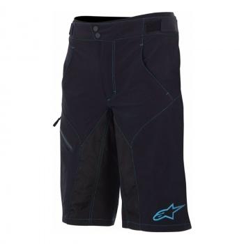 Short Alpinestars Outrider WR Base Noir/Bleu