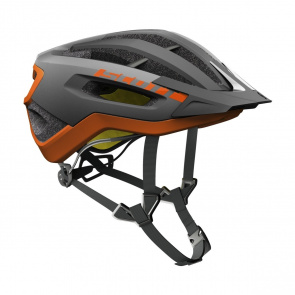 Scott textile Casque Scott Fuga Plus Gris/Orange 2017